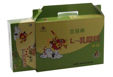 金箍棒牌L-乳酸钙冲剂 30包*3盒
