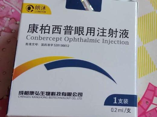 眼玻璃体混浊_康柏西普眼用注射液(朗沐)价格对比_康柏西普眼用注射液_315网